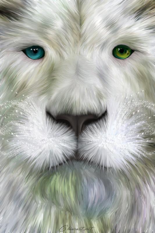 Lion-chiarart